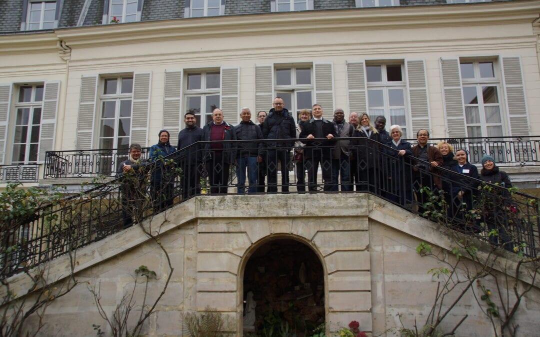 Modification des réunions du Centre International de Formation (CIF) pour l'année 2021