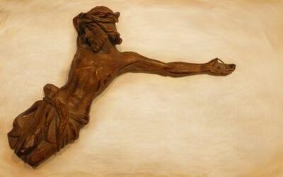 Mon Christ brisé – Lettre de Carême