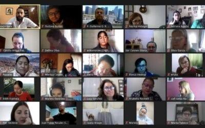 Développement et conclusion de la troisième rencontre de l'école du Berceau