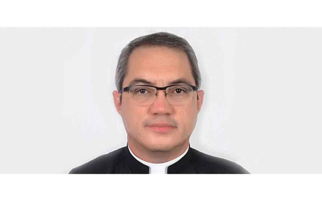 P. Evaldo Carvalho dos Santos, CM, Nuovo Vescovo Vincenziano in Brasile