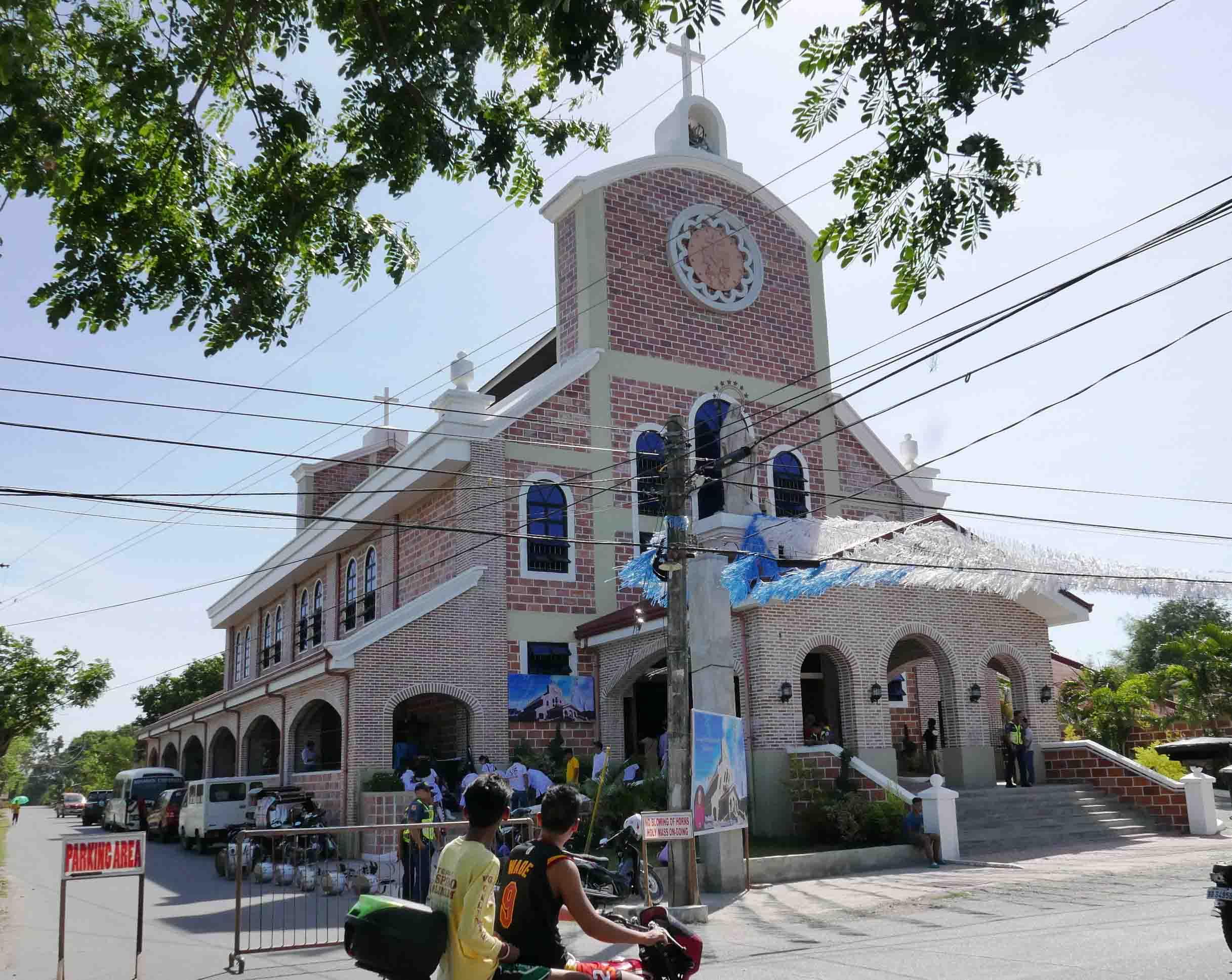 Miraculous Medal Church, Mangaldan, Pangasinan