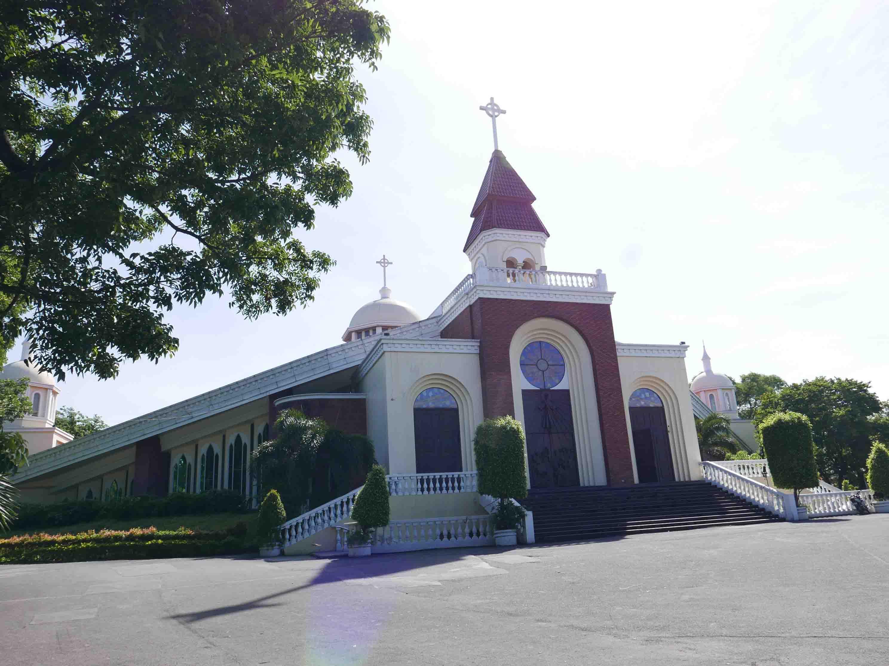 Santuario de San Vicente de Paul, Tandang Sora, Quezon City