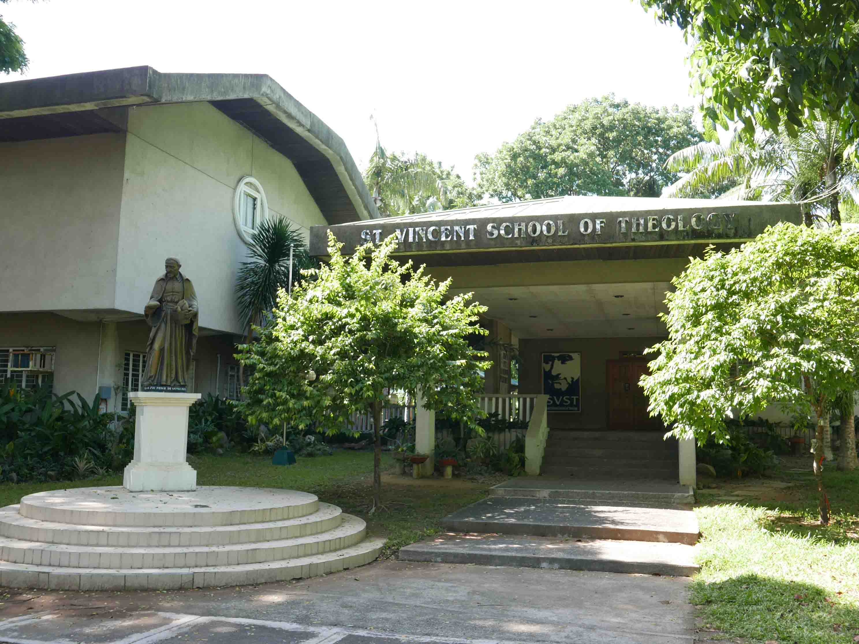 St Vincent School of Theology, Tandang Sora, Quezon City
