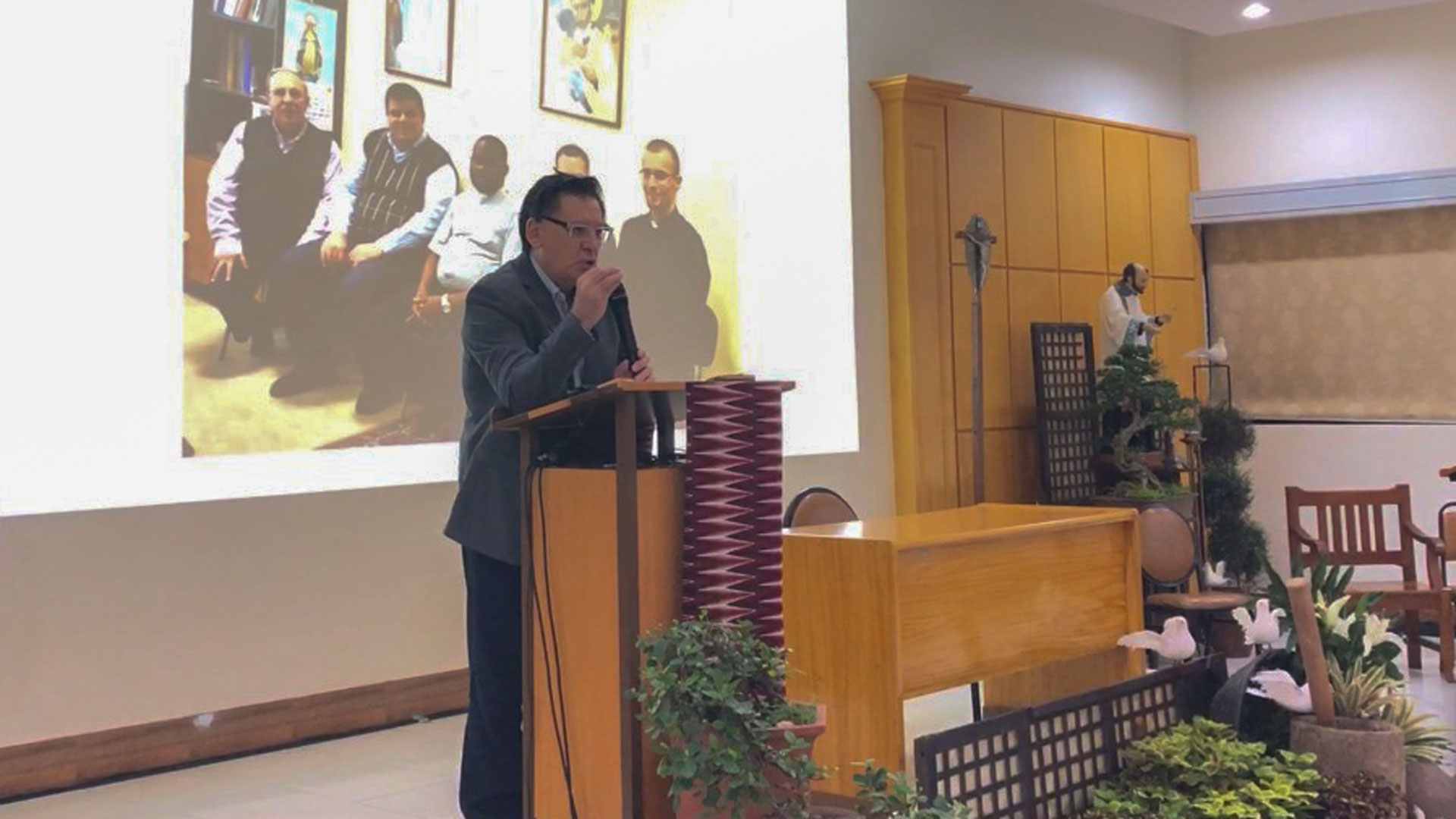 P. Javier Alvarez, CM - Vicario Generale