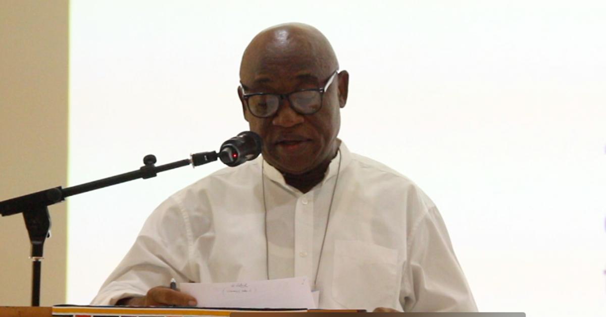 Cyril Nnamdi Mbata, CM - Province of Nigeria