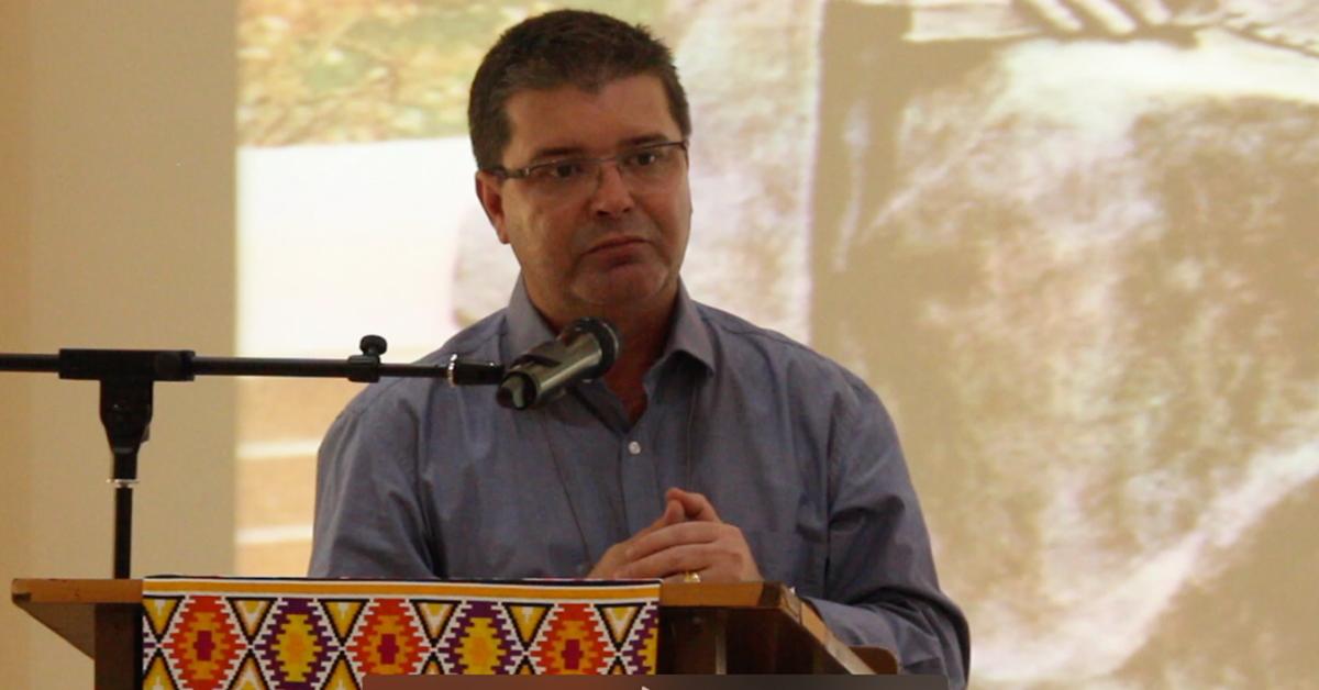 Geraldo Eustáquio Mól Sántos, CM - Província do Rio de Janeiro - Brasil