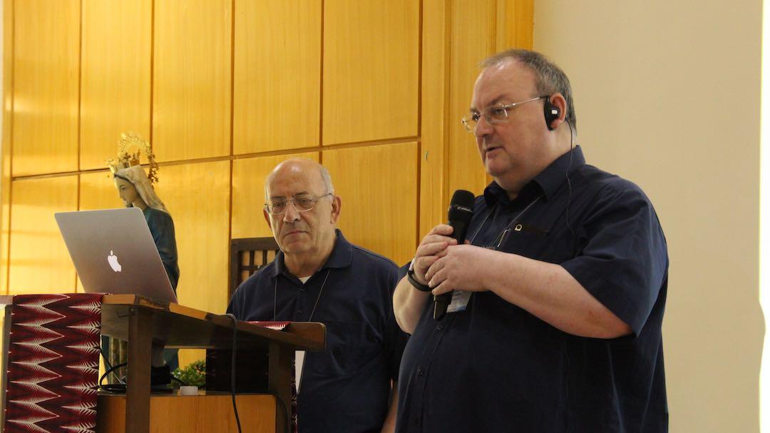 Giuseppe Guerra, CM - Paschal Malachy Kevin Scallon, CM