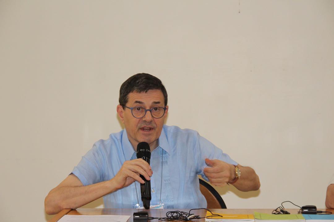 Giuseppe Turati, CM - Segretario Generale