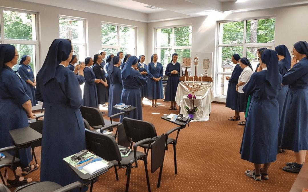 Pellegrinaggio delle reliquie di San Vincenzo de' Paoli in Ucraina