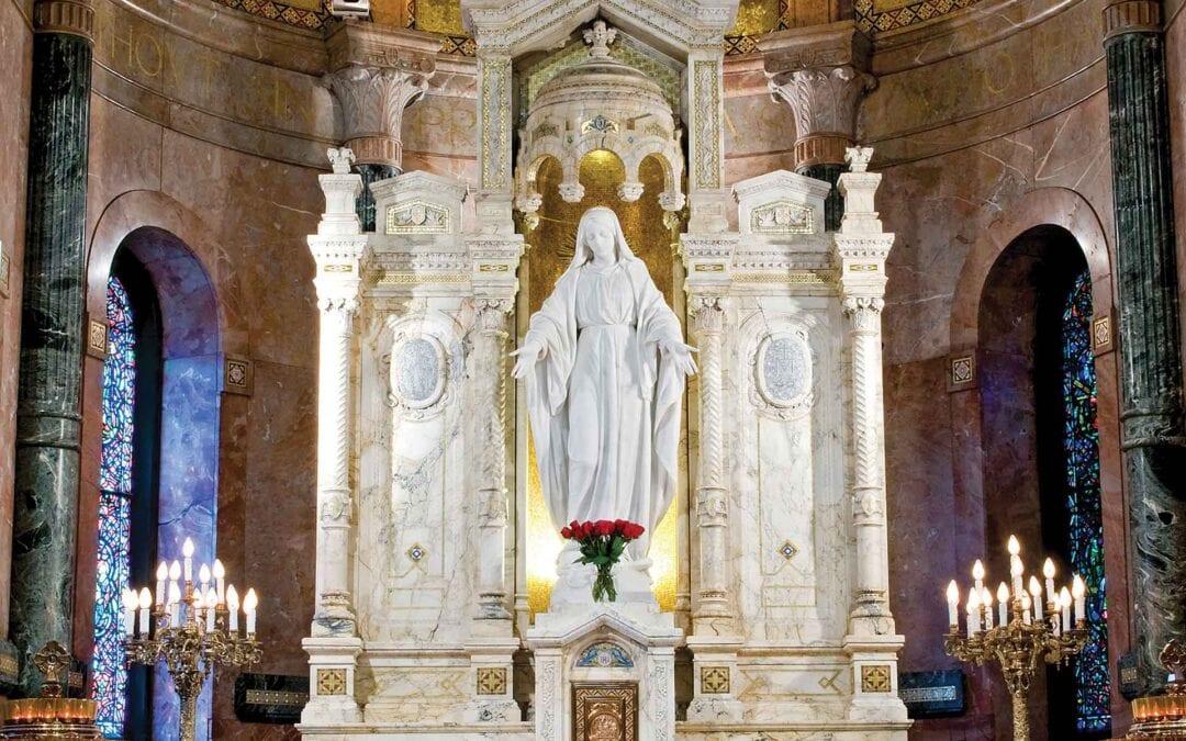 Santuario della Medaglia Miracolosa – Philadelphia, Pennsylvania, Stati Uniti d'America