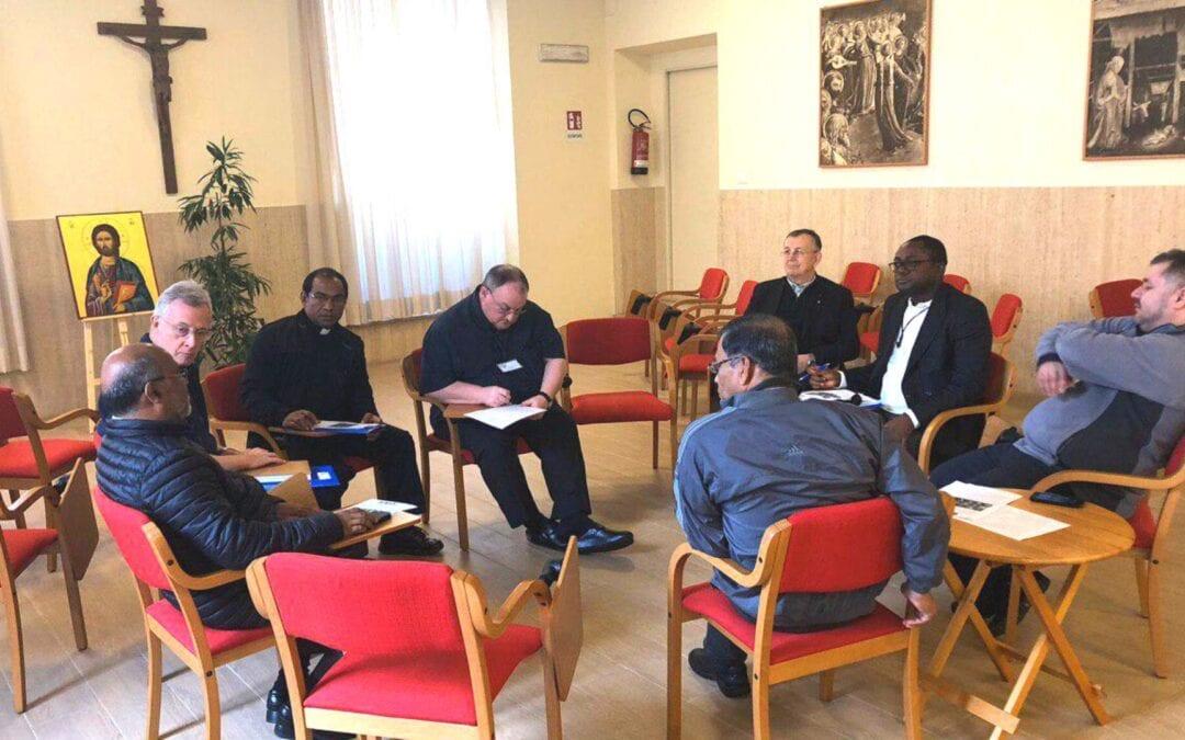 Cronaca dell'incontro dei Visitatori a Roma  (24-25 gennaio)