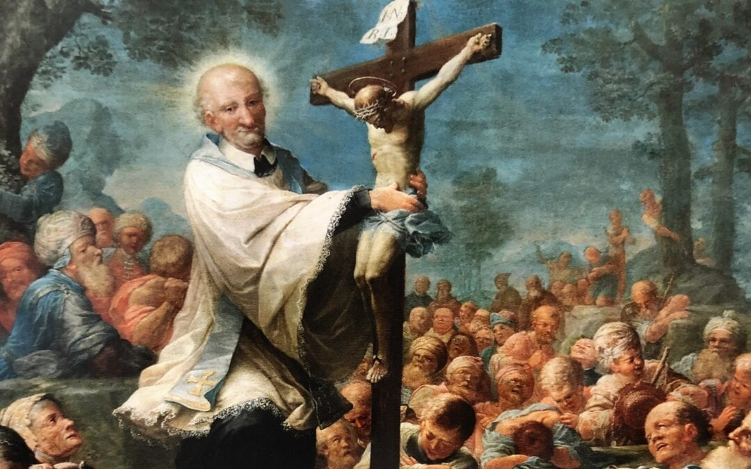 La preghiera secondo San Vincenzo de' Paoli – Parte III