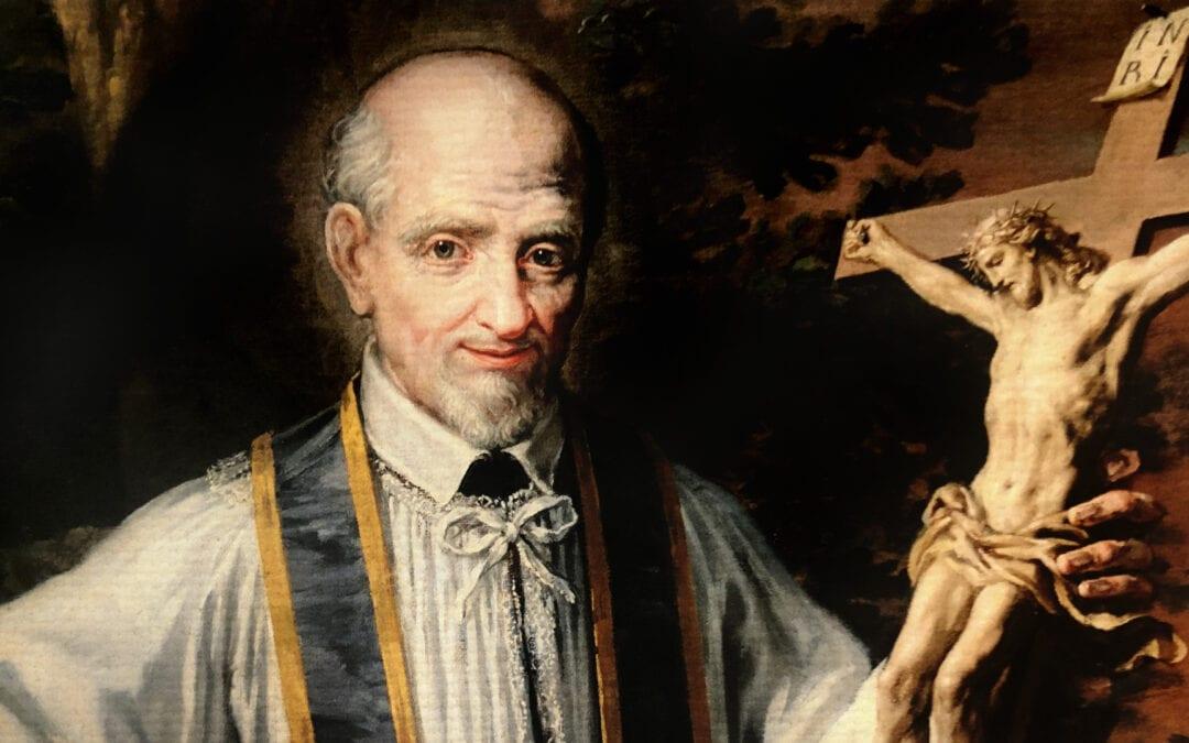 Vivere la Settimana Santa con S. Vincenzo de'Paoli