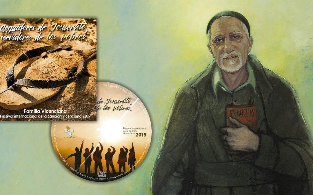 """Album/CD """"Seguaci di Gesù Cristo, servi dei poveri"""""""