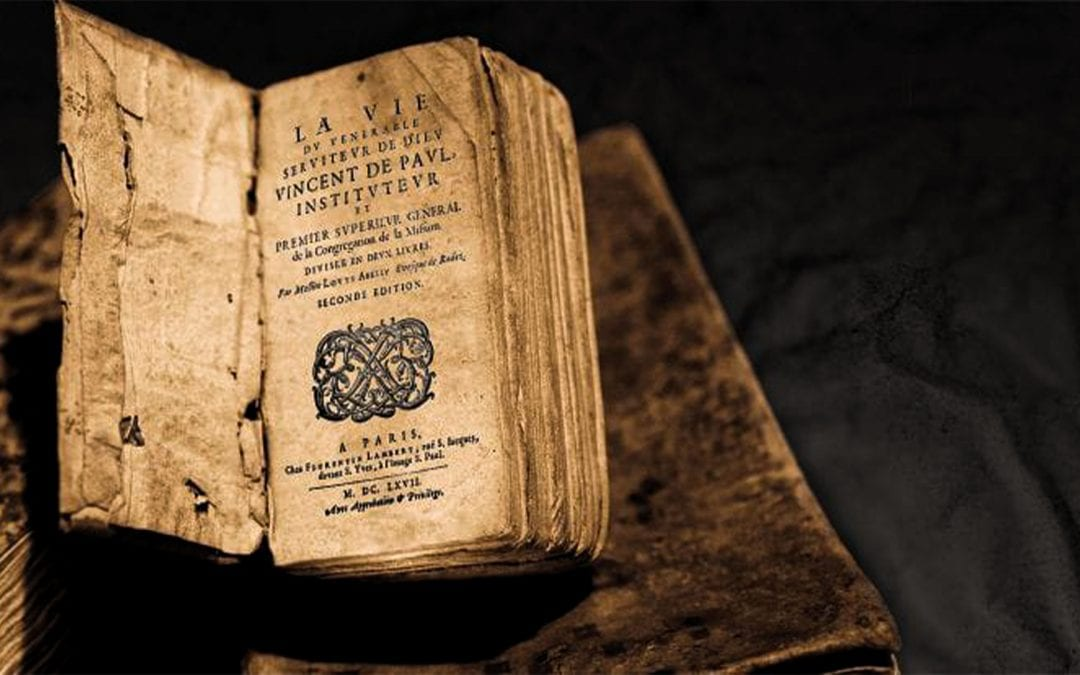 Testi Inediti di San Vincenzo de' Paoli