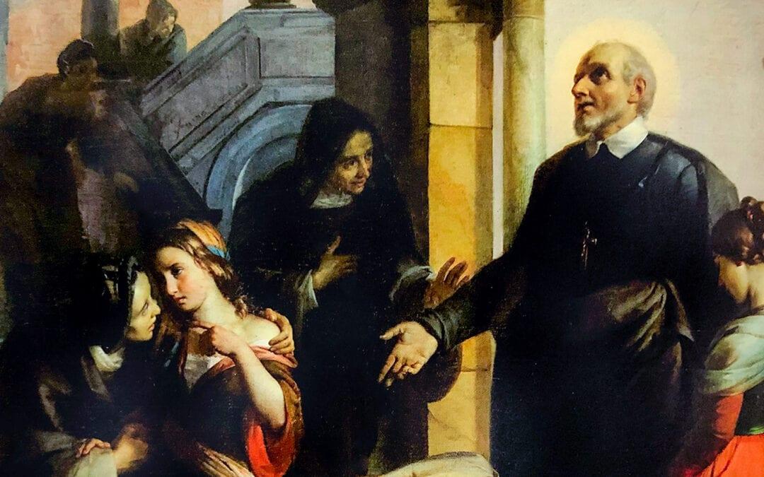 La carità nel dopo pandemia alla luce della festa di San Vincenzo de' Paoli