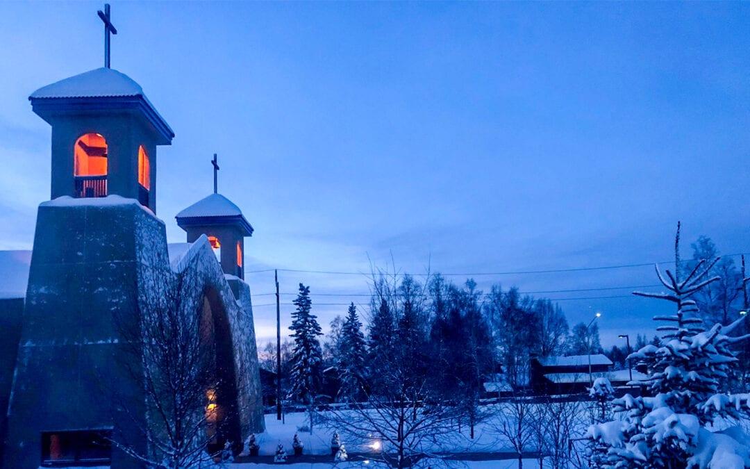 Conosci la nostra missione internazionale in Alaska