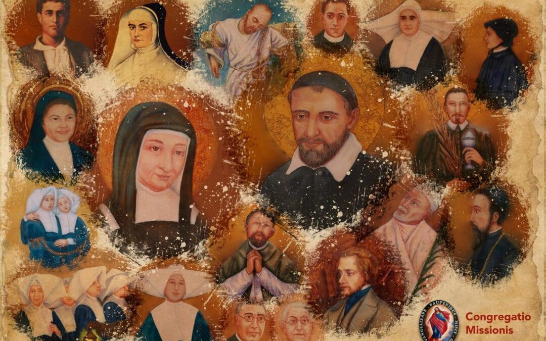 La Santita' nella Famiglia Vincenziana