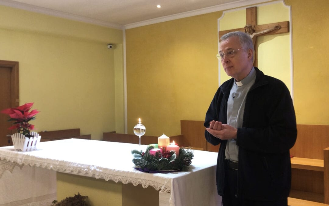 Messaggio di Natale 2020 di Padre Tomaž Mavrič, C.M., Presidente del Comitato Esecutivo della Famiglia Vincenziana