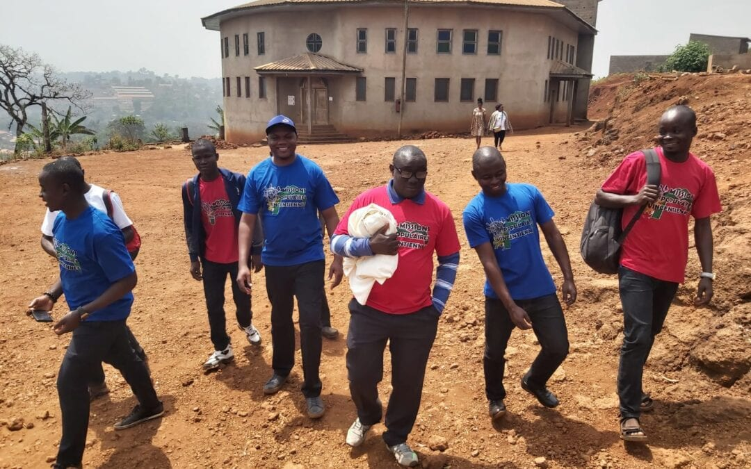 Missioni Popolari Vincenziane in Camerun