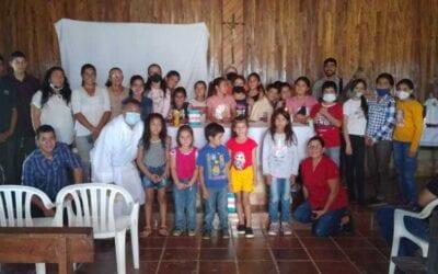 Missione pasquale nel Chaco del Paraguay