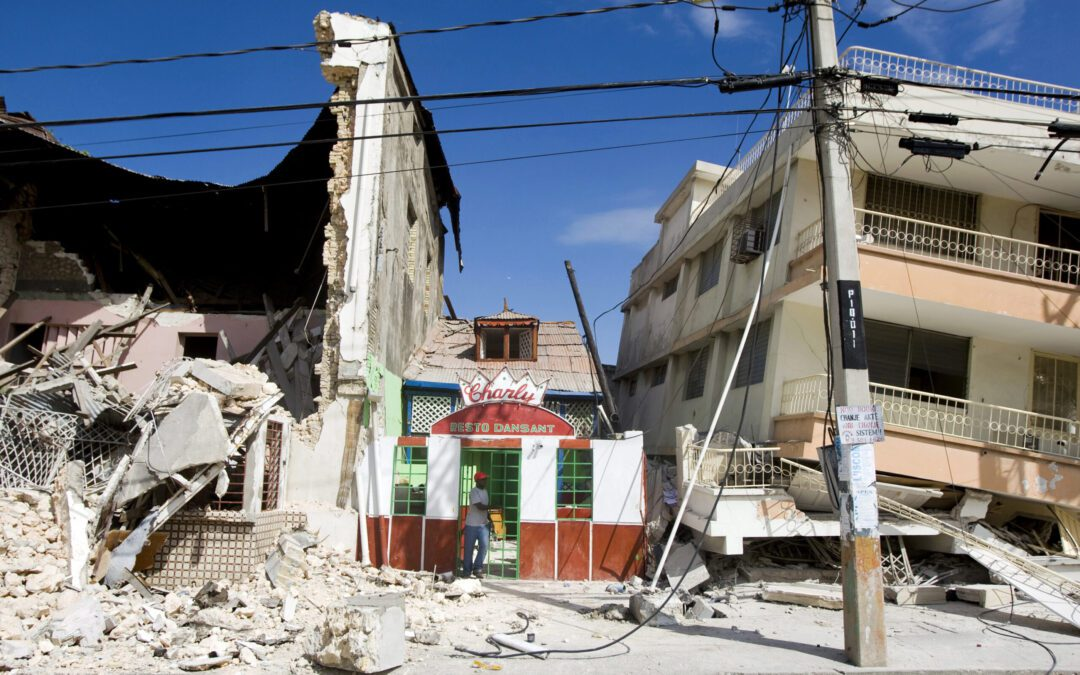 Il terremoto di Haiti