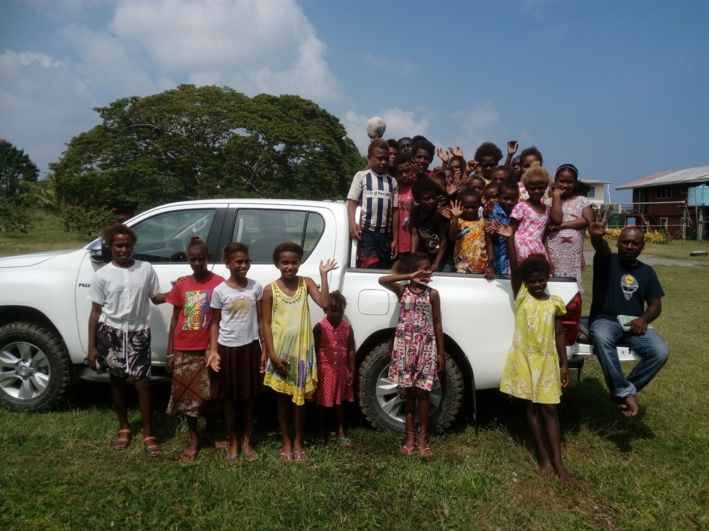 The Vincentian Mission in the Solomon Islands