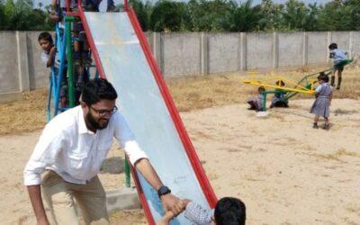 El arduo camino hacia una educación católica de calidad en Bapulapadu Mandal, India