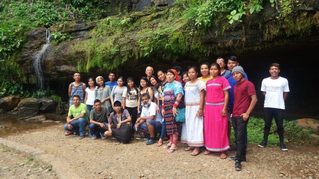 Celebrando el Primer Encuentro Mundial de la Juventud Indígena